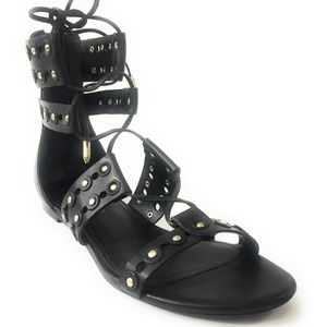 Ivanka Trump Leather Gladiator Sandal size:6.5